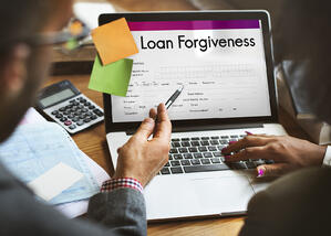 bigstock-Loan-Forgiveness-Debt-Filling--146205041